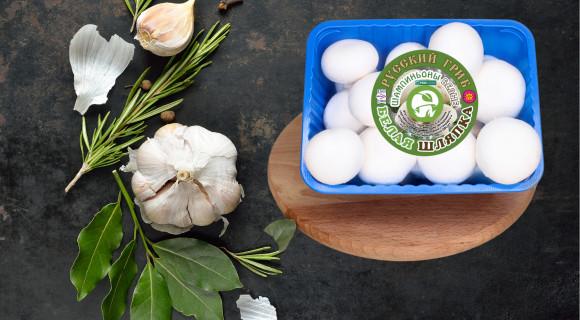 Шампиньоны «Русского гриба» вошли в «100 Лучших товаров России» 2020 года